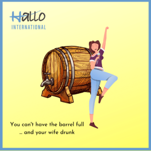 #CuriousIT – The full barrel and the drunk wife