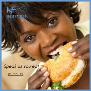 #CuriousIT – Parla come mangi!
