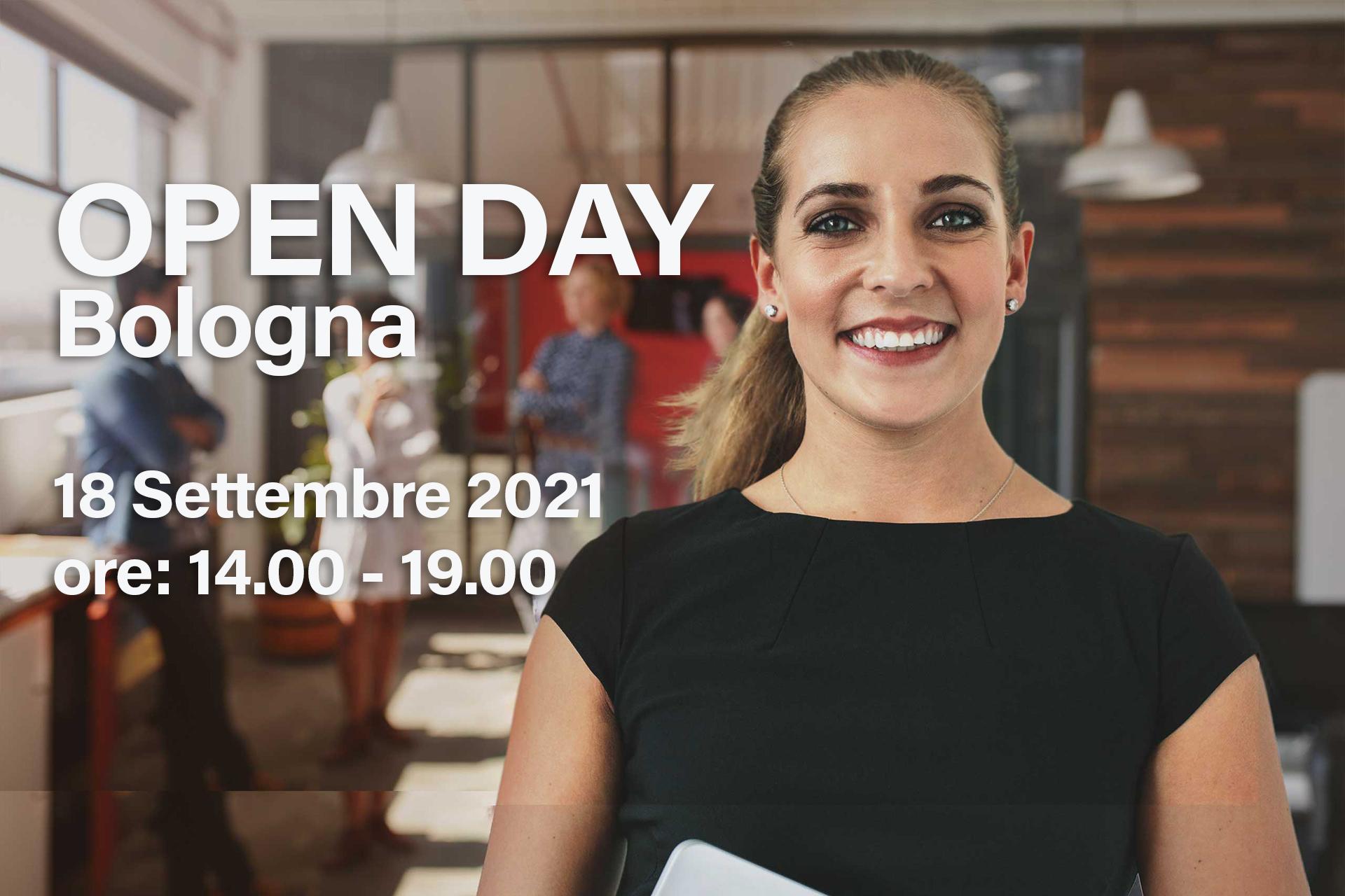 Hallo Open Day Bologna