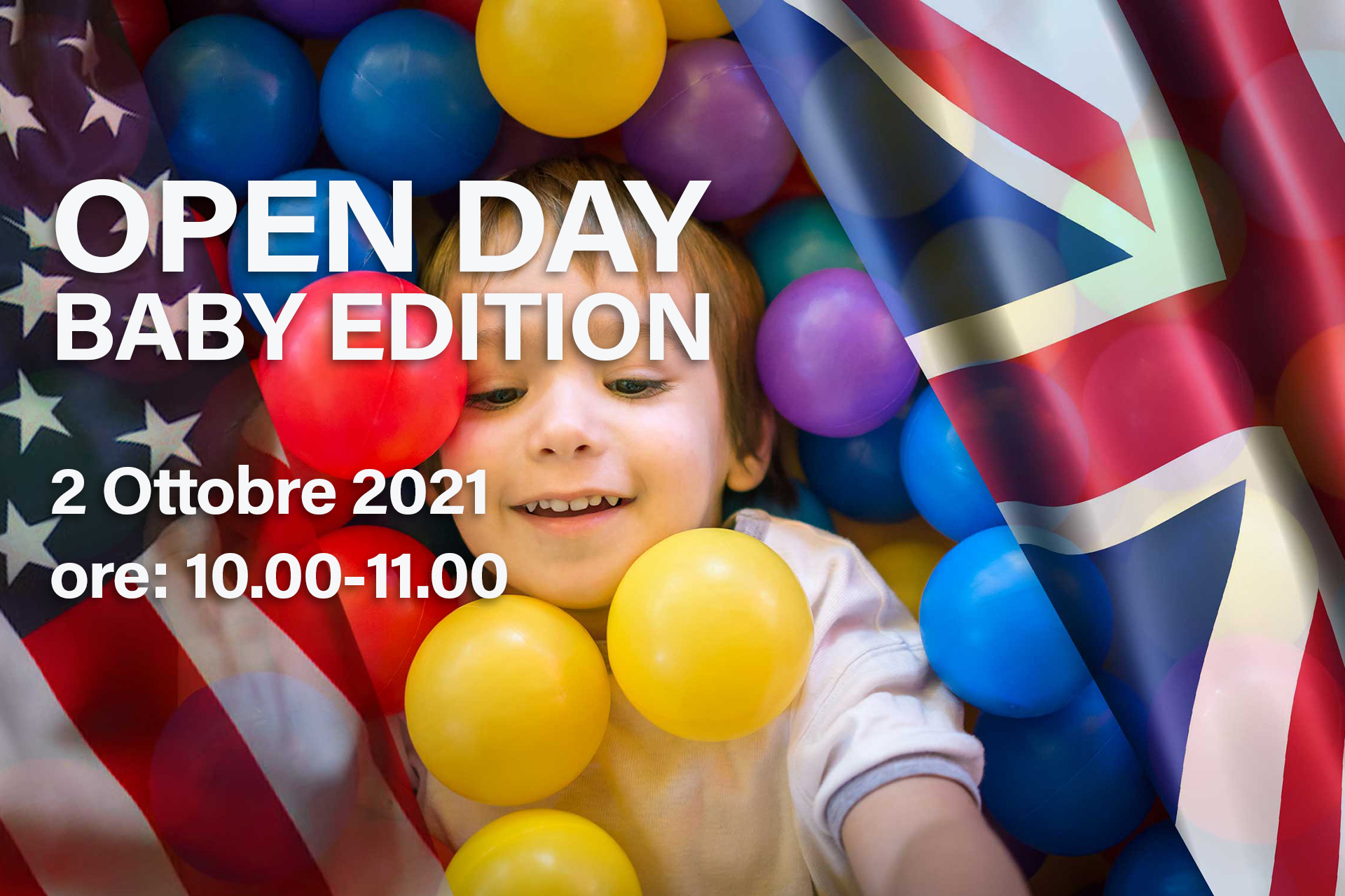 Hallo Open Day Baby Edition