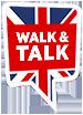 walk and talk LOGO75